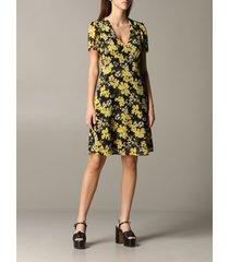 michael michael kors dress michael michael kors floral pattern dress