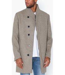 premium by jack & jones jprcollum wool coat sts jackor grå