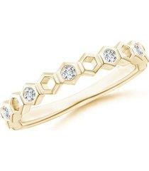 natori indochine alternate diamond ring, women's, size 4 natori