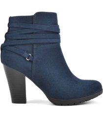 rialto spade booties women's shoes