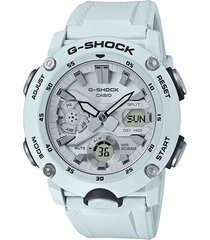 reloj g shock ga-2000s-7adr azul resina