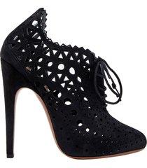 alaïa ankle boots
