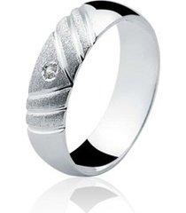 aliança prata 925 elegance natalia joias al-12/rp1