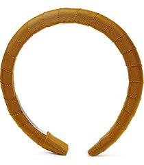 'attica' grosgrain headband