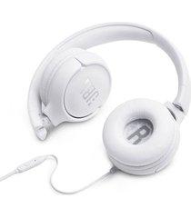 audifonos jbl tune500 blanco manos libres liviano