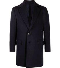 kiton luca coat