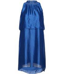 dream halter dress knälång klänning blå designers, remix