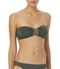 bikini top solids open back