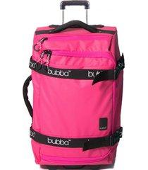 maleta storm medium raspberry pink bubba bags