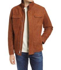 men's peter millar ranger nubuck field jacket