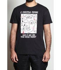 camiseta bicho de sete cabeças