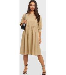 moss copenhagen minora 3/4 dress loose fit dresses