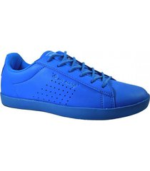 zapatilla azul le coq sportif agate low