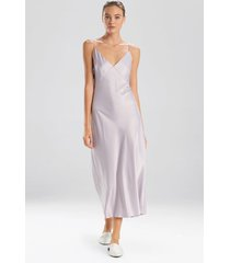 natori feathers satin elements nightgown sleepwear pajamas & loungewear, women's, size xl natori