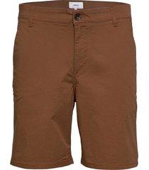 leon shorts shorts chinos shorts brun makia