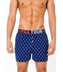 pga tour printed boxer short