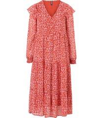 klänning pcrio ls midi dress