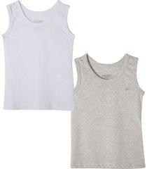camiseta manga sisa blanco  offcorss