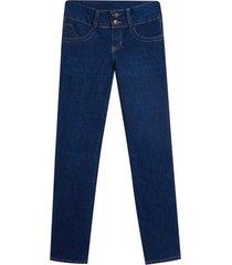 jean mujer moda color azul, talla 6