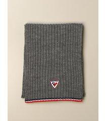 rossignol scarf rossignol wool scarf with logo