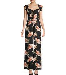 marlena floral jumpsuit