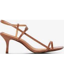 sandaletter ninis croco patent