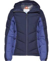 pike lake™ hooded jacket outerwear sport jackets blå columbia