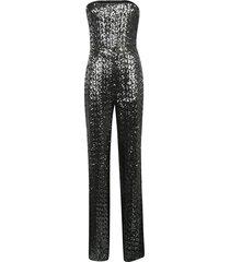 alexis sequined jumpsuit