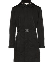 1017 alyx 9sm belted trench coat - black