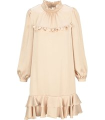 see by chloé see by chloe frilly dress