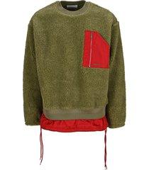 ambush new fleece sweater