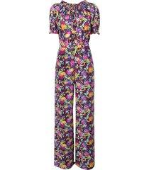 julia printed jumpsuit