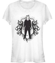 fifth sun harry potter draco malfoy dark arts women's short sleeve t-shirt