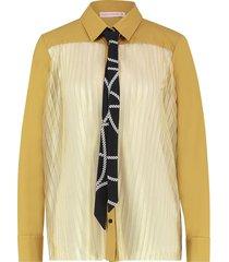 studio anneloes poppy plissee shirt 04171