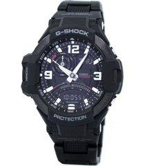 reloj g shock ga_1000fc_1a negro resina