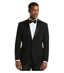jos. a. bank tailored fit paisley formal dinner jacket, by jos. a. bank