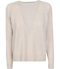 alyki ribbed knit sweater