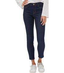 jeans legging dark rinse azul oscuro gap