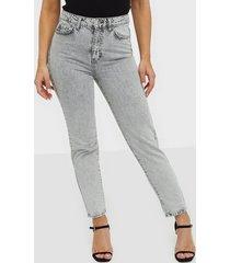 gina tricot dagny mom jeans slim
