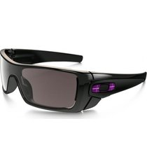 gafas de sol oakley  batwolf polished black w/warm grey