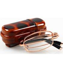 occhiali da lettura pieghevoli