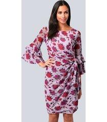 jurk alba moda lila
