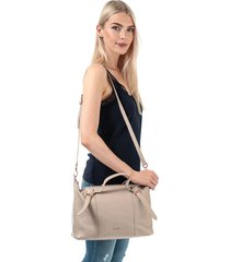 womens oellie large leather tote bag