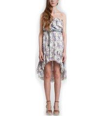 lily - pepe jeans - jurken - wit