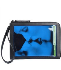 dsquared2 designer handbags, printed pouch