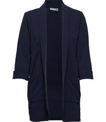fritdusa 1 cardigan kimonos blauw fransa