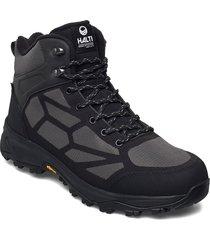 svartisen dx ag winter boot shoes sport shoes outdoor/hiking shoes svart halti