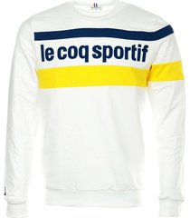 sweater le coq sportif essentiels saison crew sweat