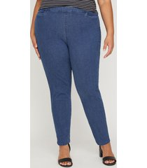 essential flat front jean