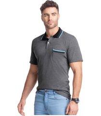 camiseta polo adulto masculino gris oscuro marketing  personal